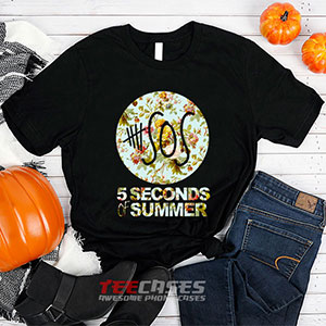 1011 5 Second Of Summer T Shirt 300x300 - 5 Second Of Summer tshirt
