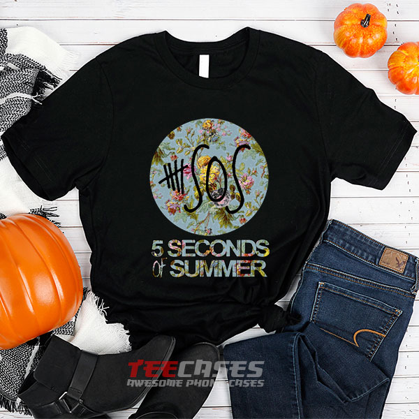 1013 5 Second Of Summer T Shirt - 5 Second Of Summer tshirt