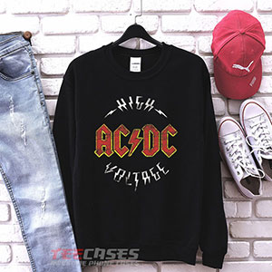 1022 Acdc High Voltage Sweatshirt 300x300 - ACDC High Voltage sweatshirt Crewneck