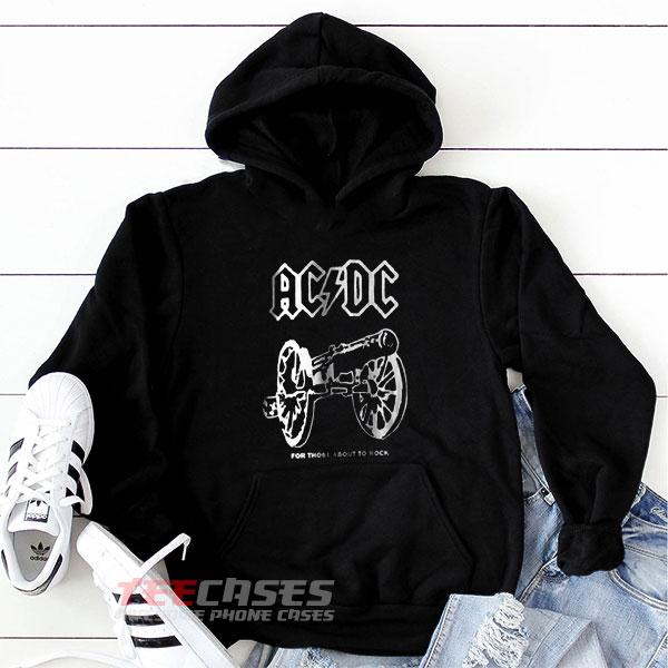 1023 Acdc Hoodie Sweatshirts - ACDC hoodie