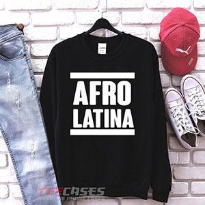 1028 Afro Latina Sweatshirt 300x300 - Afro Latina sweatshirt Crewneck
