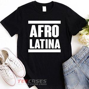 1028 Afro Latina T Shirt 300x300 - Afro Latina tshirt