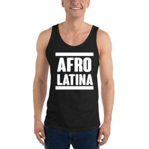 1028 Afro Latina Tank Top Unisex T Shirt 300x300 - Afro Latina Tanktop