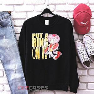 1031 Amy Rose Sweatshirt 300x300 - Amy Rose sweatshirt Crewneck