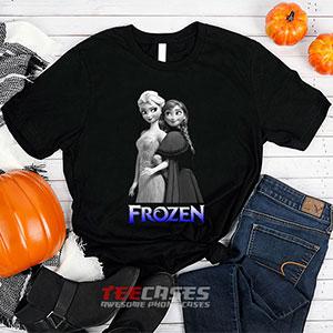 1037 Anna And Esa Frozen T Shirt 300x300 - Anna and Elsa tshirt