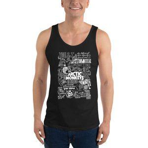 1048 Arctic Monkeys Tank Top Unisex T Shirt 300x300 - Arctic monkeys Tanktop