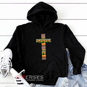 1058 Aztec Cross Tribal Hoodie Sweatshirts 300x300 - aztec cross Tribal hoodie