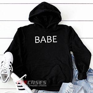 1059 Babe Hoodie Sweatshirts 300x300 - Babe hoodie