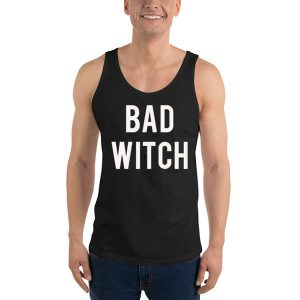 1064 Bad Witch Tank Top Unisex T Shirt 300x300 - Bad Witch Tanktop