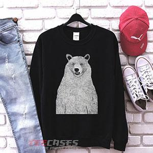 1070 Bear Sweatshirt 300x300 - Bear sweatshirt Crewneck