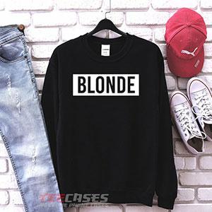 1091 Blonde Sweatshirt 300x300 - blonde sweatshirt Crewneck