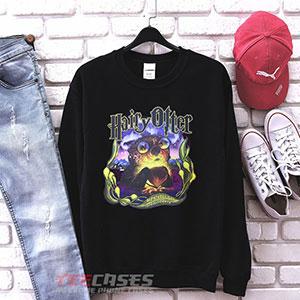 1229 Hairy Otter Sweatshirt 300x300 - Hairy otter sweatshirt Crewneck