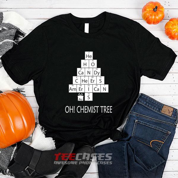 Chemist Tree tshirt
