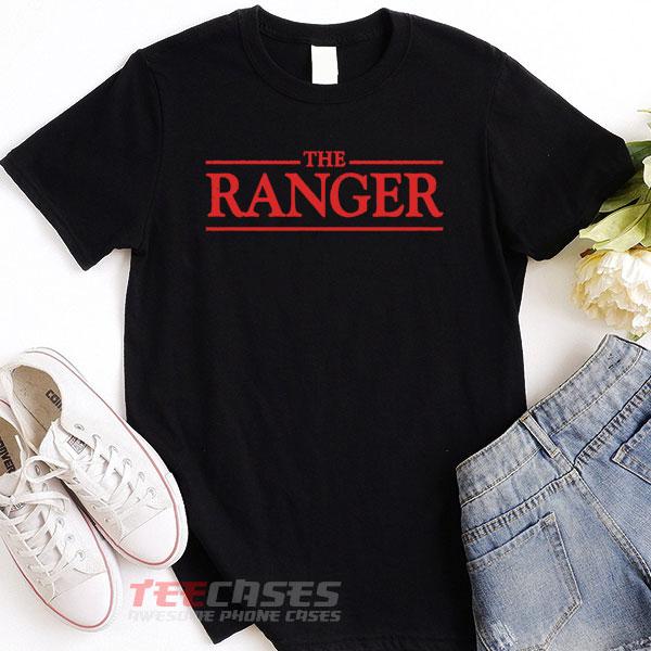 The Ranger Stranger things tshirt