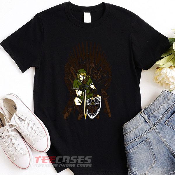 Legend of Zelda tshirt