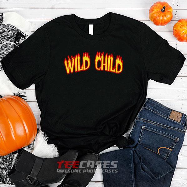 Wild Child tshirt