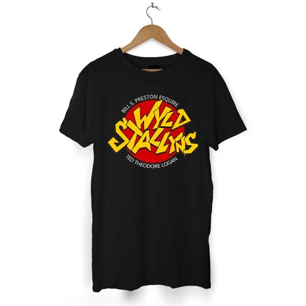 Wyld Stallyns tshirt