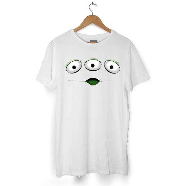 Alien monster tshirt