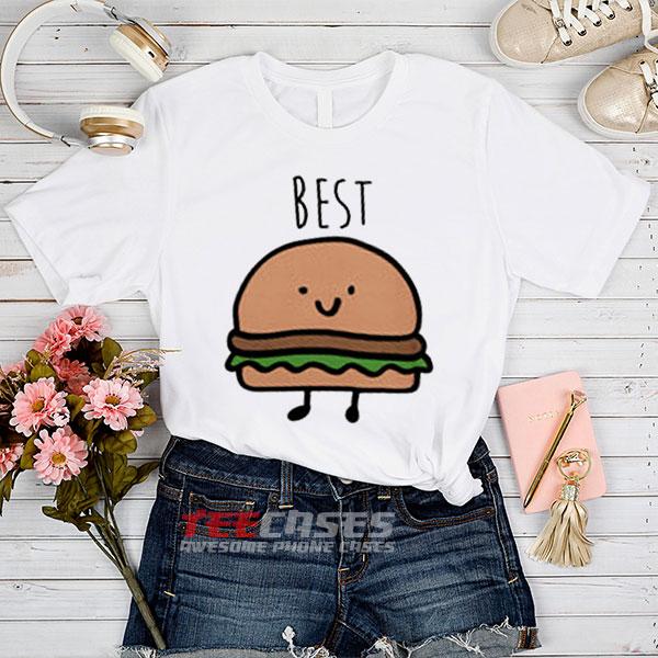 Burger tshirt