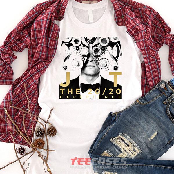 justin timberlake tshirt