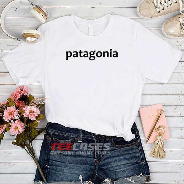 patagonia tshirt