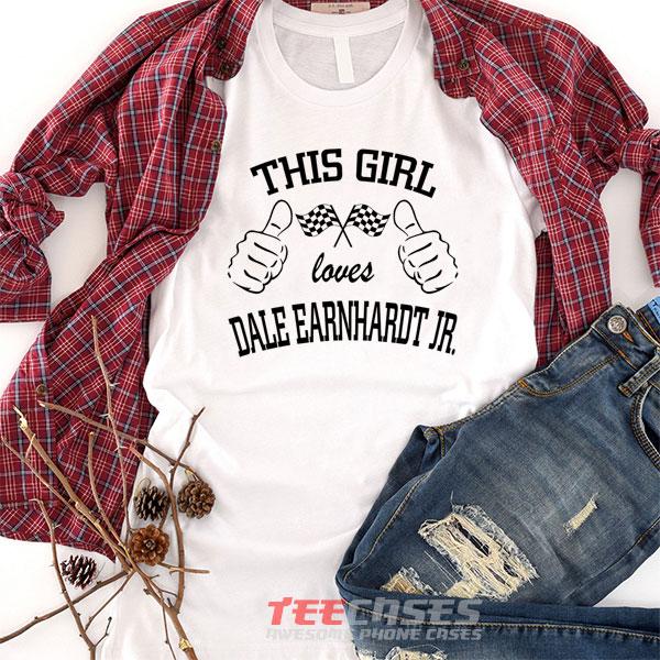 Car Racing Loves Dale Erhnardt tshirt