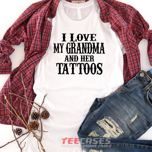 Her Tattoos tshirt