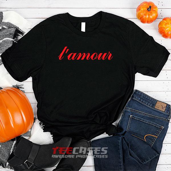 Lamour tshirt