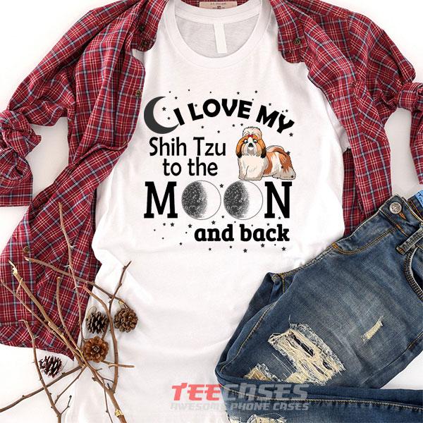 My Shih Tzu Dog tshirt
