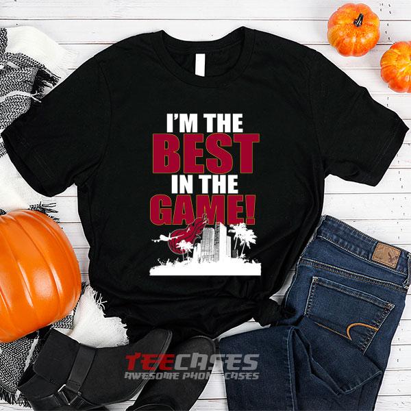 The Game Basketball tshirt