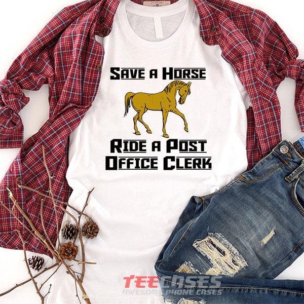 Save A Horse tshirt