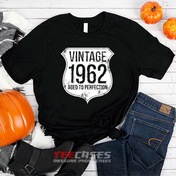 Shieldvintage 1962 tshirt