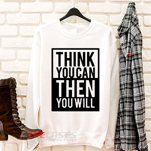 6549 Think You Can Funny Sweatshirt 300x300 - Think You Can Funny sweatshirt Crewneck