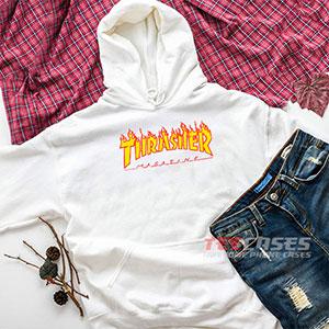 6560 Thrasher Flame Hoodie Sweatshirts 300x300 - Thrasher Flame hoodie