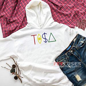 6568 Tosa Triangle Hoodie Sweatshirts 300x300 - TOSA Triangle hoodie