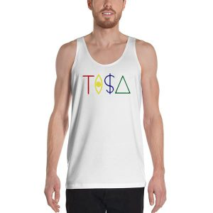 6568 Tosa Triangle Tank Top Unisex T Shirt 300x300 - TOSA Triangle Tanktop