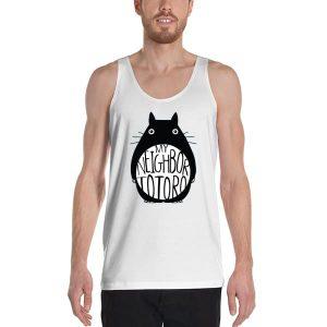 6569 Totoro Cartoon Tank Top Unisex T Shirt 300x300 - Totoro Cartoon Tanktop