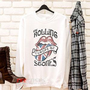 6570 Tour Europe 82 Rolling Stones Sweatshirt 300x300 - Tour Europe 82 Rolling Stones sweatshirt Crewneck