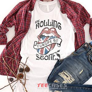 6570 Tour Europe 82 Rolling Stones T Shirt 300x300 - Tour Europe 82 Rolling Stones tshirt