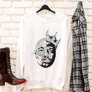 6580 Tupac Shakur And The Notorious Big Sweatshirt 300x300 - Tupac Shakur And The Notorious Big sweatshirt Crewneck