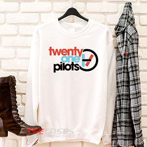 6582 Twenty One Pilots Sweatshirt 300x300 - Twenty One Pilots sweatshirt Crewneck