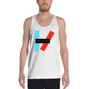 6583 Twenty One Pilots Logo Band Tank Top Unisex T Shirt 300x300 - Twenty One Pilots Logo Band Tanktop