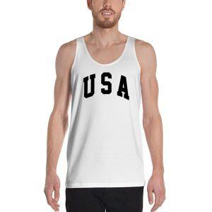 6593 Usa Tank Top Unisex T Shirt 300x300 - USA Tanktop