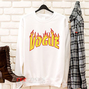 6602 Vogue Thrasher Sweatshirt 300x300 - Vogue Thrasher sweatshirt Crewneck
