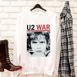 6607 War U2 Band Sweatshirt 300x300 - War U2 Band sweatshirt Crewneck