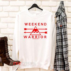 6612 Weekend Warrior Sweatshirt 300x300 - Weekend Warrior sweatshirt Crewneck