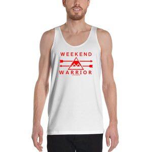 6612 Weekend Warrior Tank Top Unisex T Shirt 300x300 - Weekend Warrior Tanktop