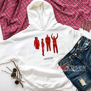 6613 Weezer Band Hoodie Sweatshirts 300x300 - Weezer Band hoodie