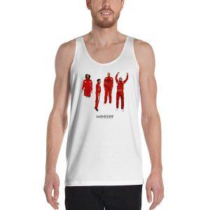 6613 Weezer Band Tank Top Unisex T Shirt 300x300 - Weezer Band Tanktop