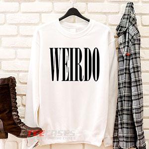 6617 Weirdo Sweatshirt 300x300 - Weirdo sweatshirt Crewneck